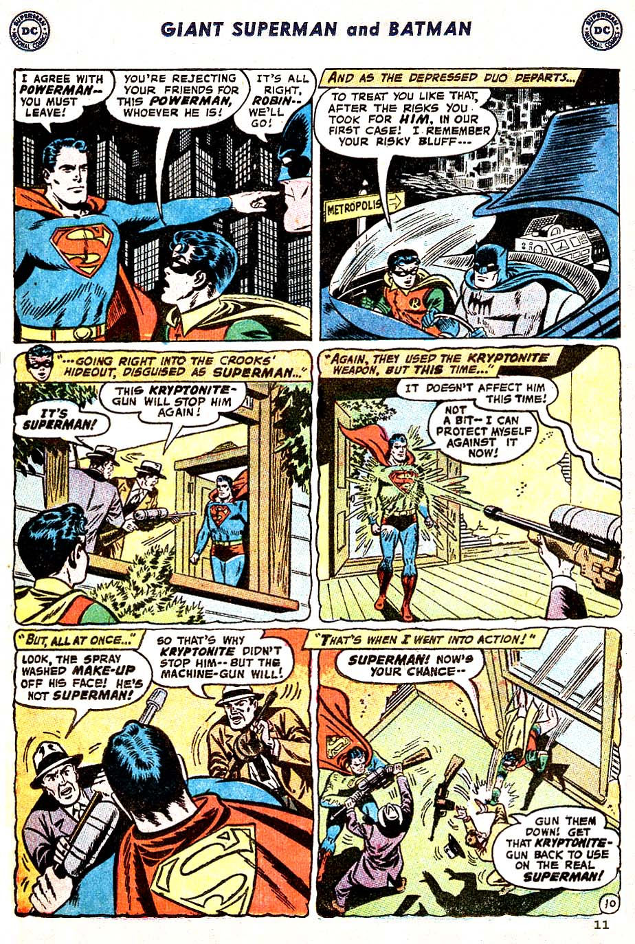 Read online World's Finest Comics comic -  Issue #179 - 13