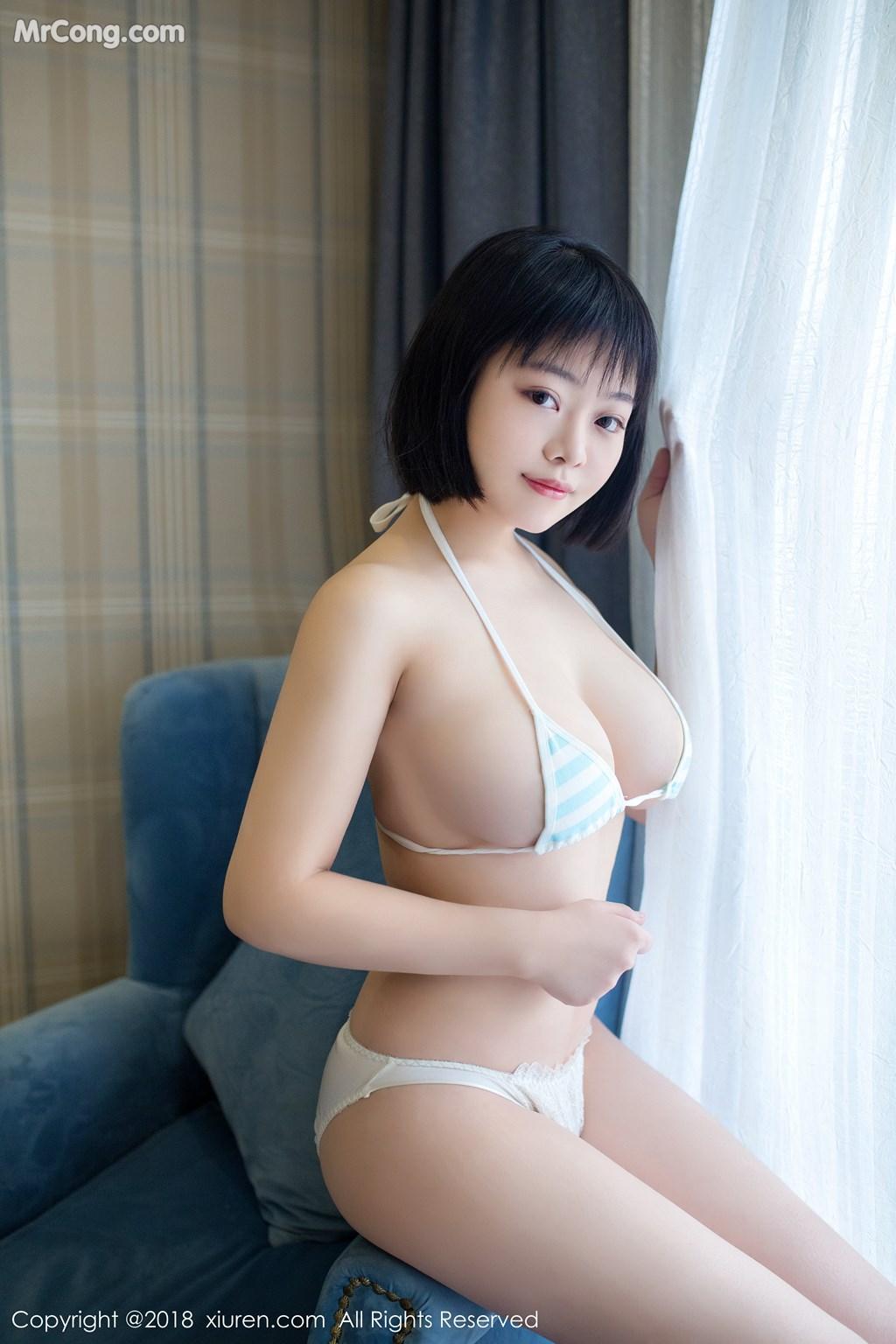 Image XIUREN-No.889-MrCong.com-010 in post XIUREN No.889: Người mẫu 赤间菀枫 (49 ảnh)