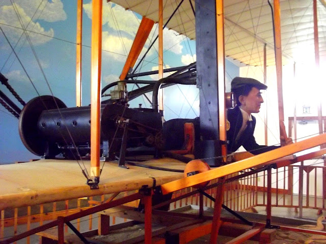 Wright Flyer Full Scale Model