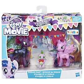 MLP Festival Foes Tempest Shadow Brushable Pony