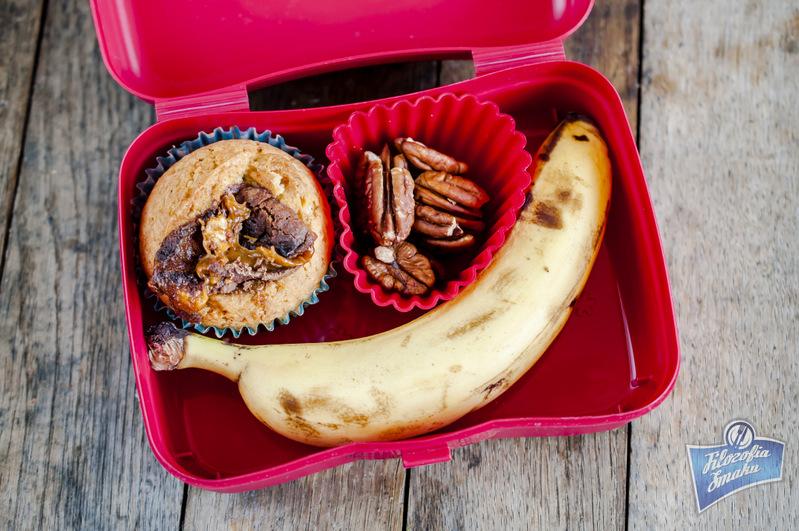 Pudełko śniadaniowe do szkoły
