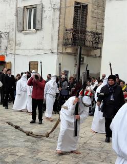 La processione del Sabato Santo a Castellaneta