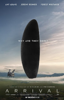 ARRIVAL is getting good reviews, so far.