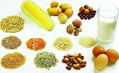 प्रोटीन वाले भोजन