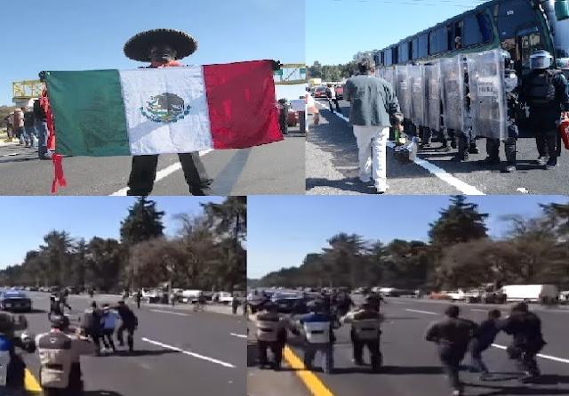 Policías, Toluca
