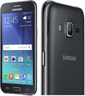 Gambar Samsung Galaxy J2 Hitam