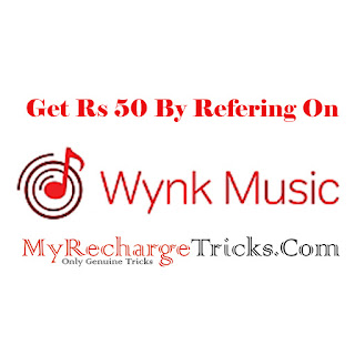 Wynk Music App Refer And Earn Offer