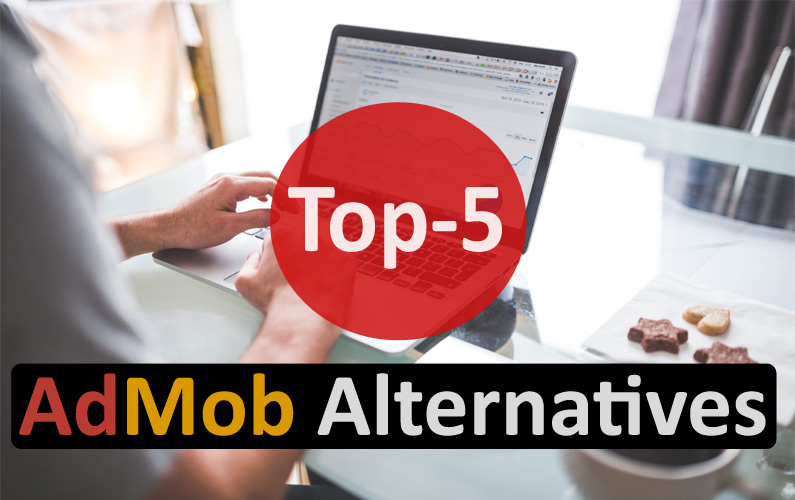 best admob alternatives, admob ads, admob monetization, make money from android apps,