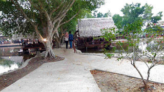 Jungkat Resort Tempat Bersantai dan Spot foto 14