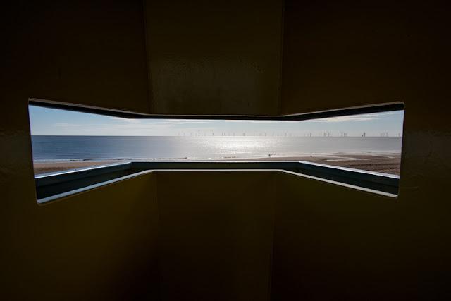 Viewing platform - Copyright Chris Goddard