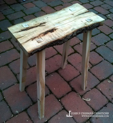 hurricane sandy saddle stool
