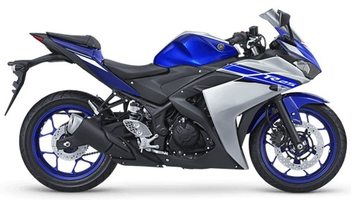 Harga Yamaha YZF R25