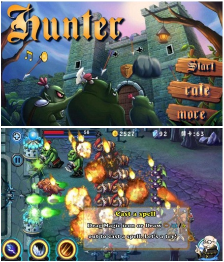 Hunter Monster MOD APK