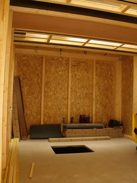 Auditorium Nocturne Kinger Favre habillage interne et caisson sub intégré