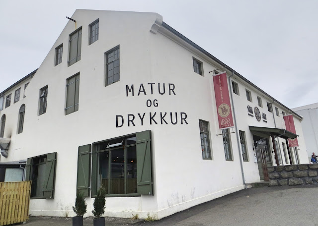 Matur Og Drykkur, Revkjavik