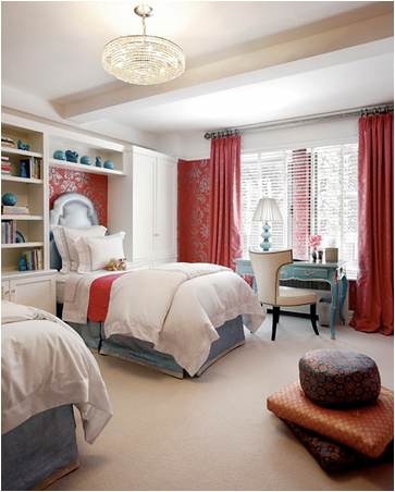 Key Interiors by Shinay: Not Pink and Beautiful Teen Girl ... on Beautiful Teenage Bedrooms  id=11374