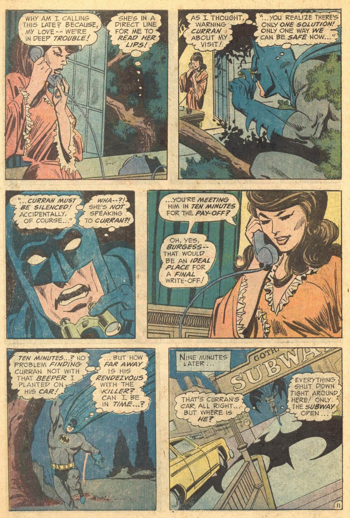 Detective Comics (1937) 424 Page 13