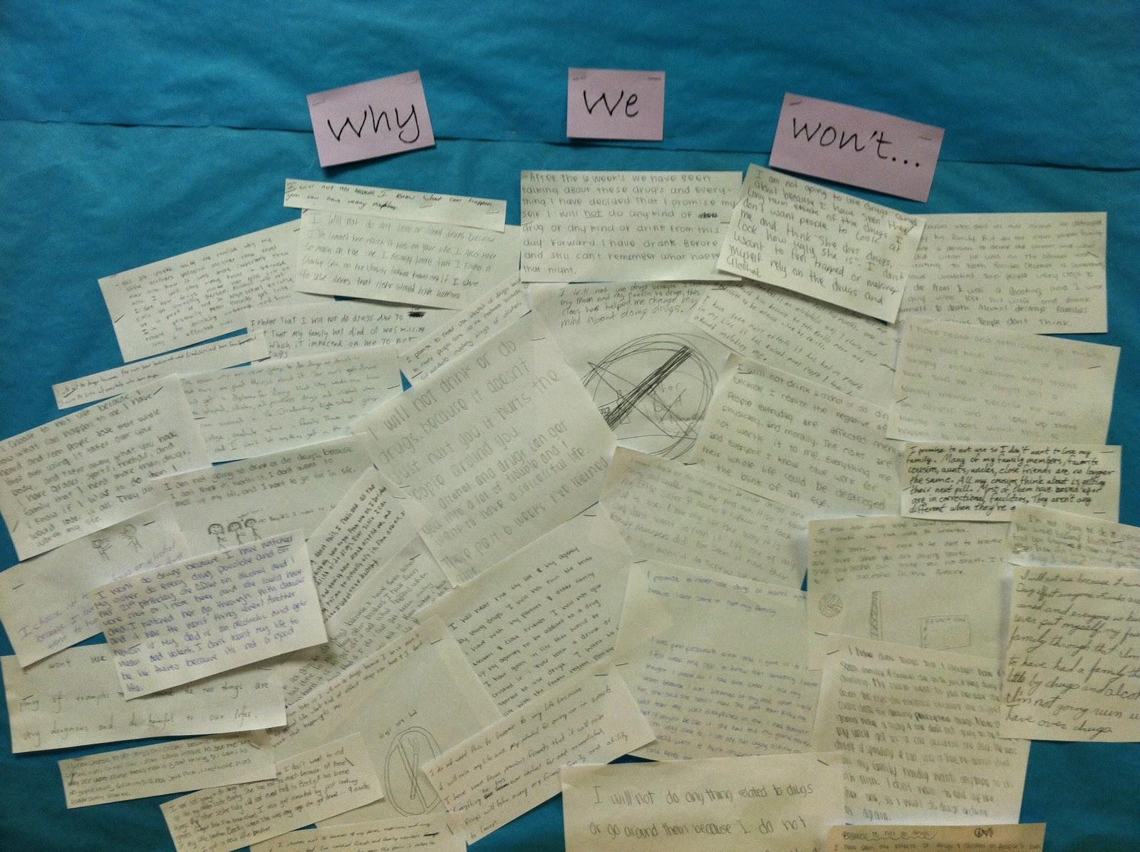 Ideas From A High School Teacher