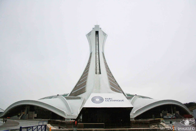 My Travel Background : 4 jours au Canada, Stade Olympique de Montréal