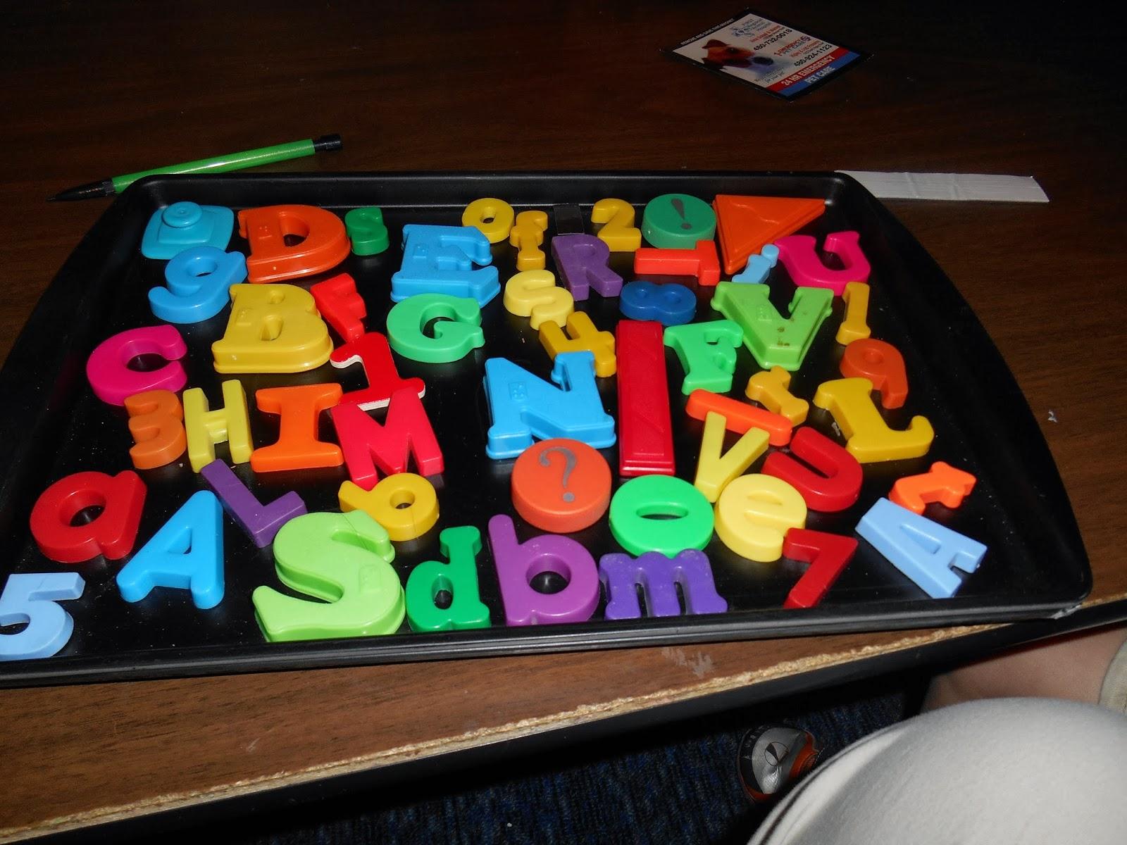 Preschool Letter M Magnets Magnifying Glasses M Amp M S