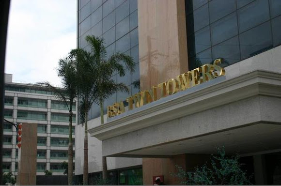 BSA Twin Towers in Ortigas Centre For Lease