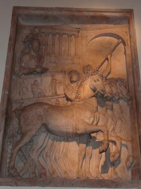 Marco Aurelio en la historia de Roma