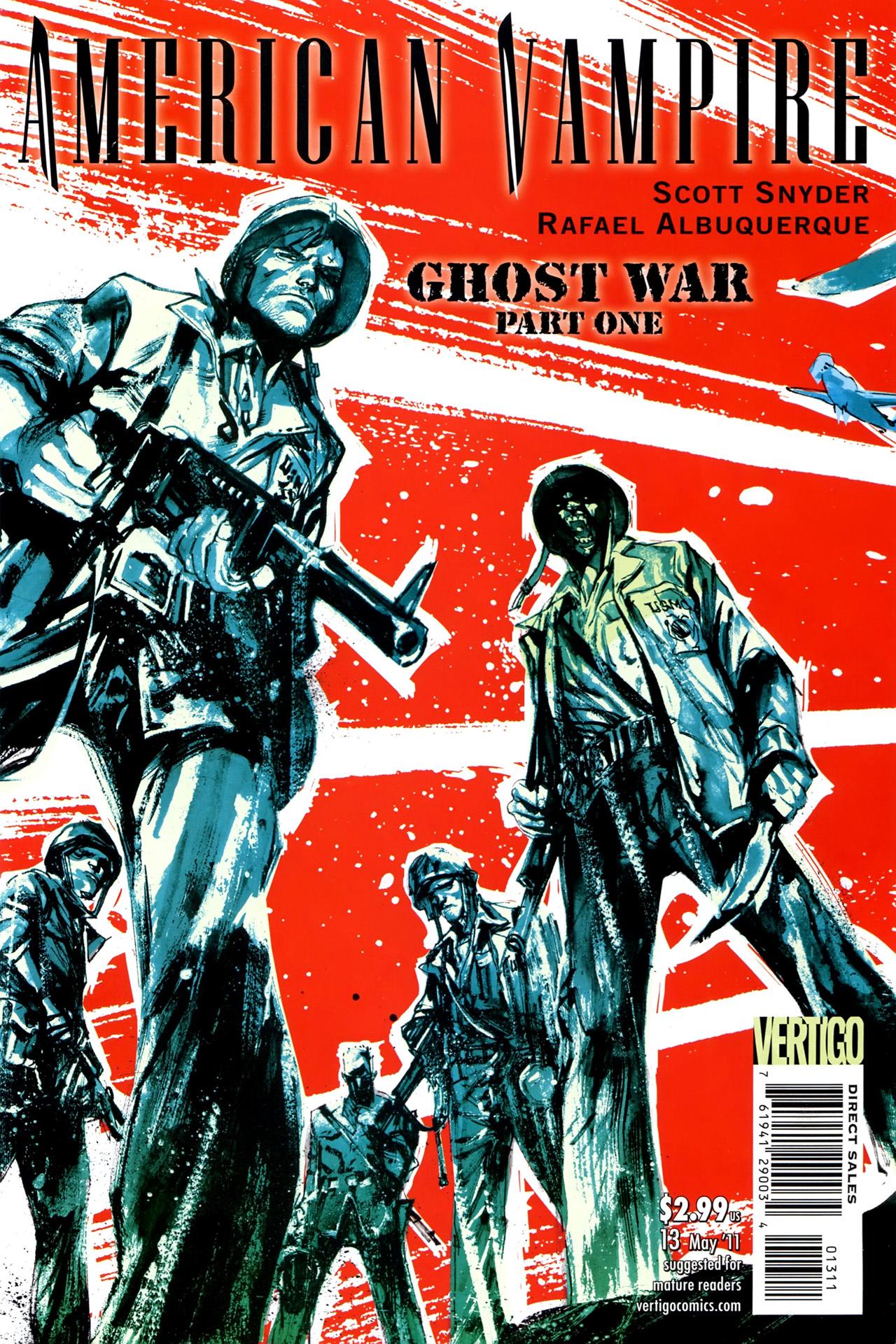 Read online American Vampire comic -  Issue #13 - 1