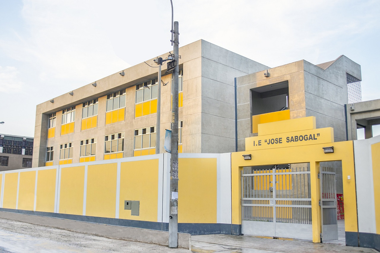 Escuela 3022 JOSE SABOGAL - San Martín de Porres