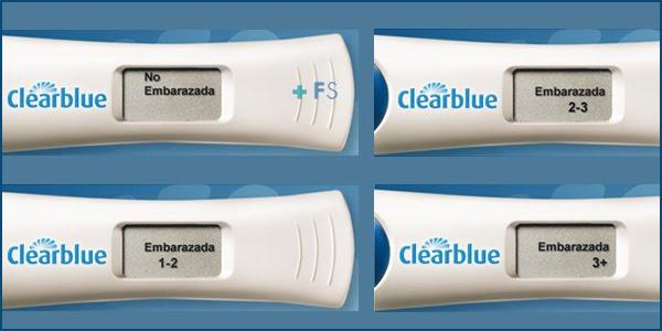 Como usar clearblue prueba de embarazo