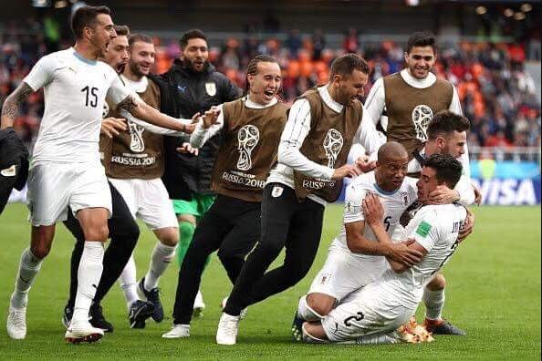 Egitto-Uruguay 0-1: le lacrime di Gimenez per il gol al 90° che cancella una maledizione