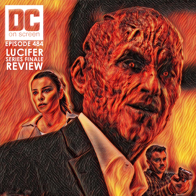 DC On SCREEN Podcast: Lucifer