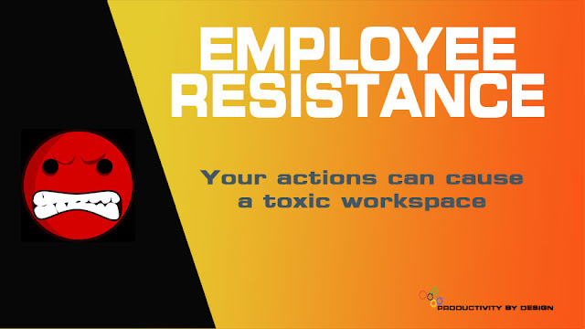 creating a toxic workplace