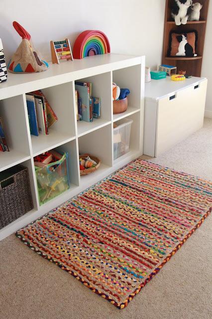 Chindi Runner rug
