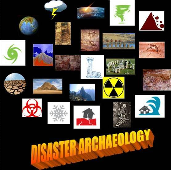 Founder of the interdisciplinary scientific field of Disaster Archaeology (2005)