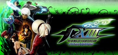 The King of Fighters XIII Steam Edition-DARKSiDERS