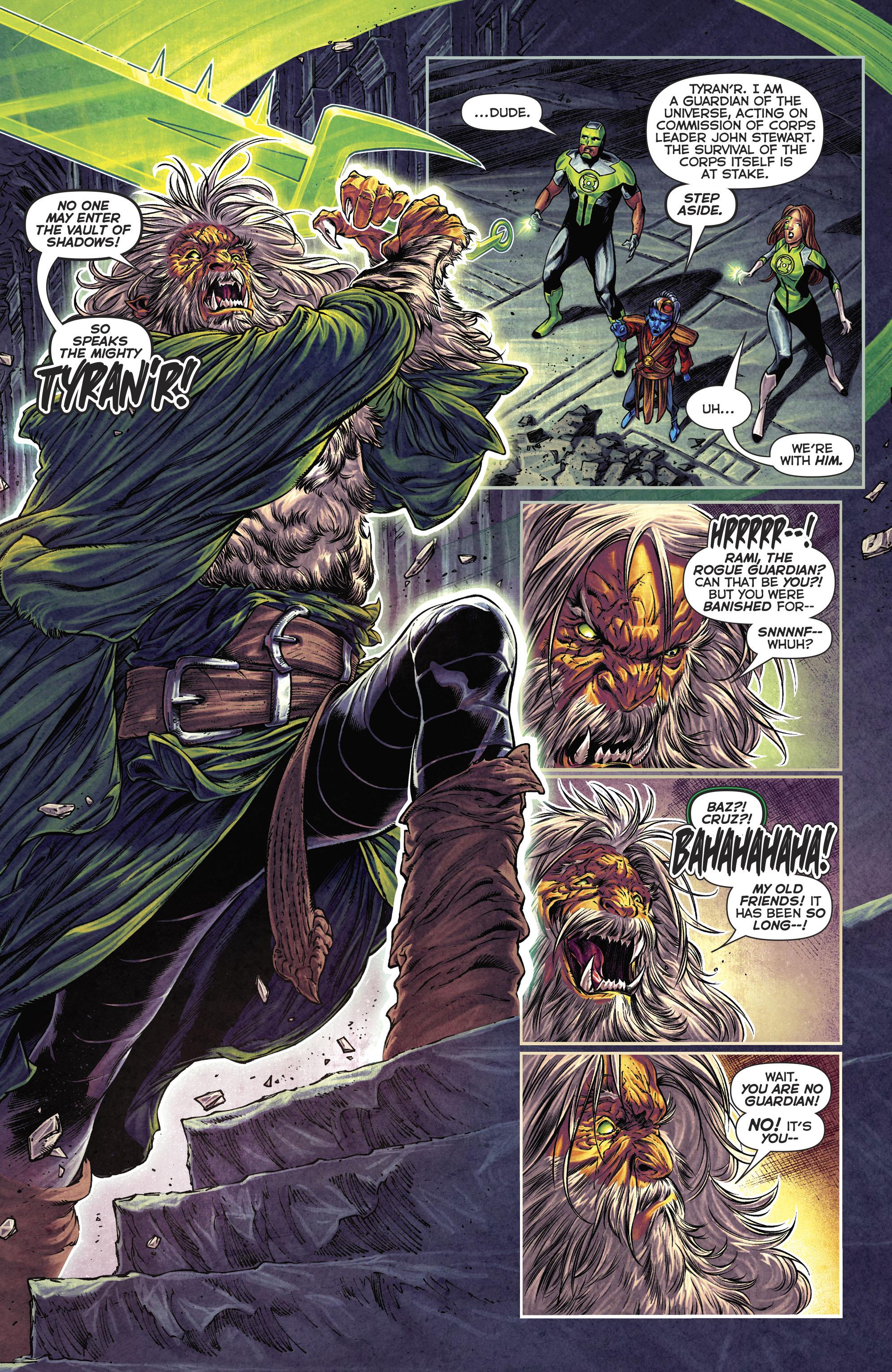 Read online Green Lanterns comic -  Issue #25 - 7