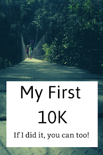 My First 10k-If I Did It, you can too! This is a personal story of running a 10k after preganancy. Running after a c-section is difficult but not impossible. Training for a 10k is different after preganancy but I set my goal and I accomplished it. #10ktraining #runningaftercsection #runningafterpregnancy
