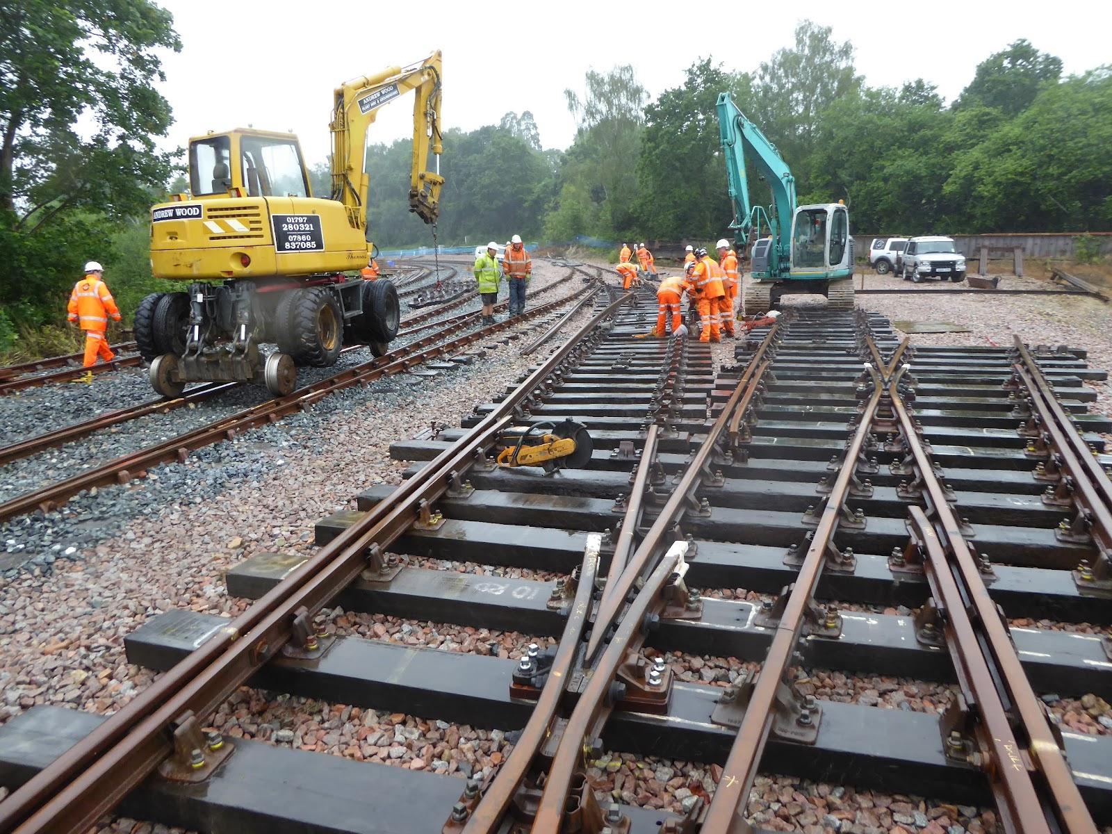 Train Lever In Lodon : Q phoenix no rbj track day rvrailway news