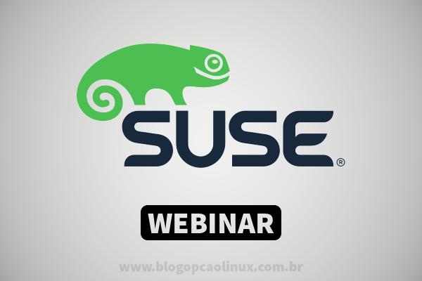 SUSE irá realizar uma webinar para falar sobre software para Enterprise Storage