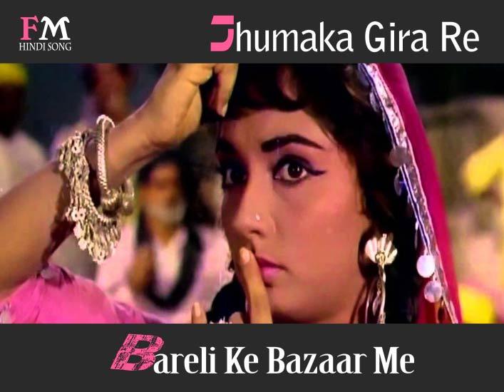 Jhumaka-Gira-Re-Bareli-Mera-Saaya-(1966)