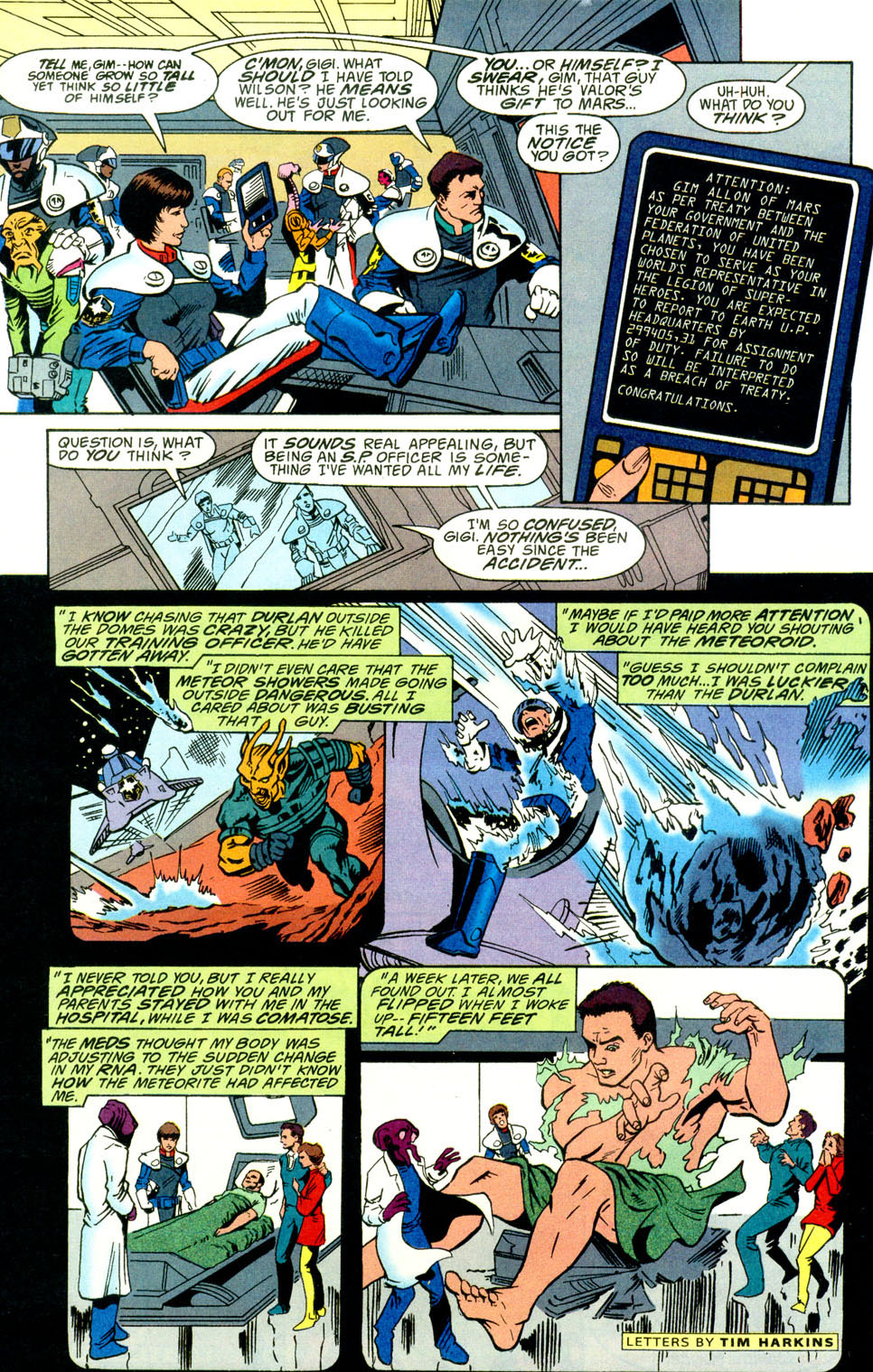 Legion of Super-Heroes (1989) _Annual_5 Page 42