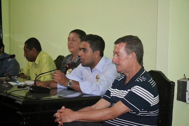 Câmara de vereadores de Itacaré aprova as contas do ex-prefeito Son.
