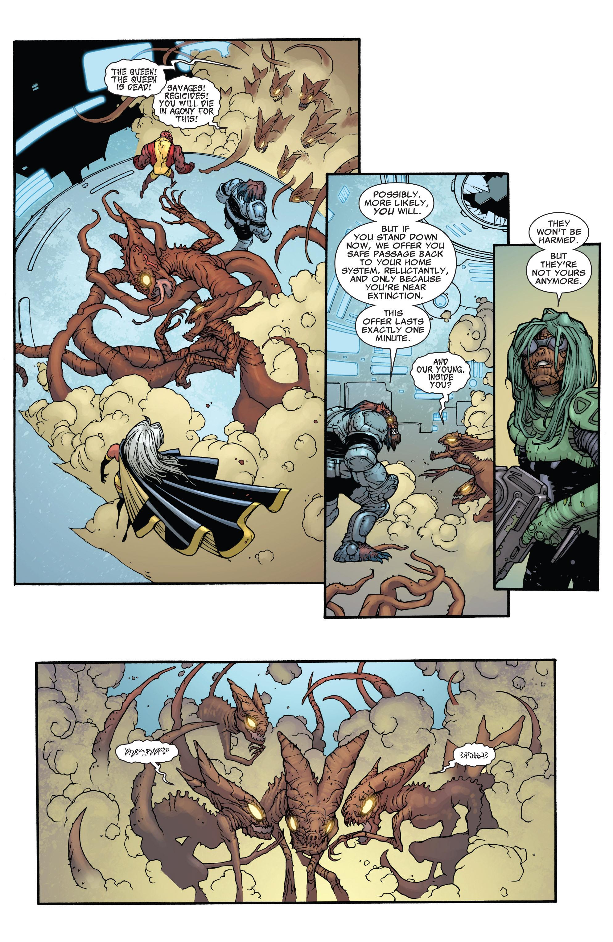 Read online Astonishing X-Men (2004) comic -  Issue #42 - 16