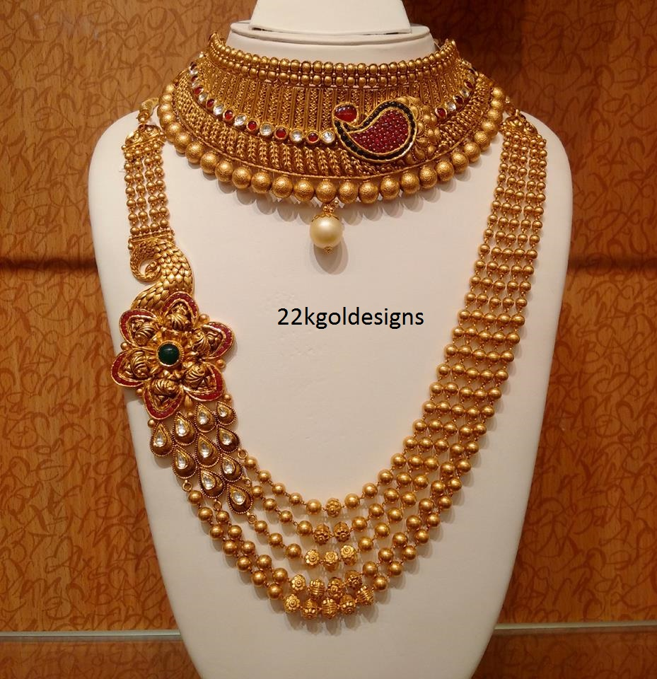 Antique Gold Long Chain Archives - Page 3 of 3 - 22kGoldDesigns