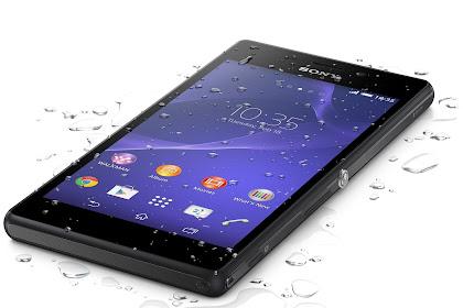 Cara Flashing Sony Xperia M2 Aqua Dengan SPFlashtools