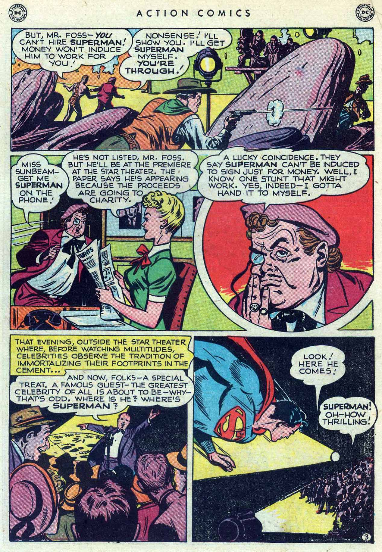 Read online Action Comics (1938) comic -  Issue #120 - 5