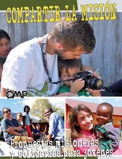 Jóvenes, misión, verano misión, experiencias misioneras para jóvenes