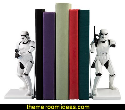 Star Wars Stormtrooper Decorative Bookends