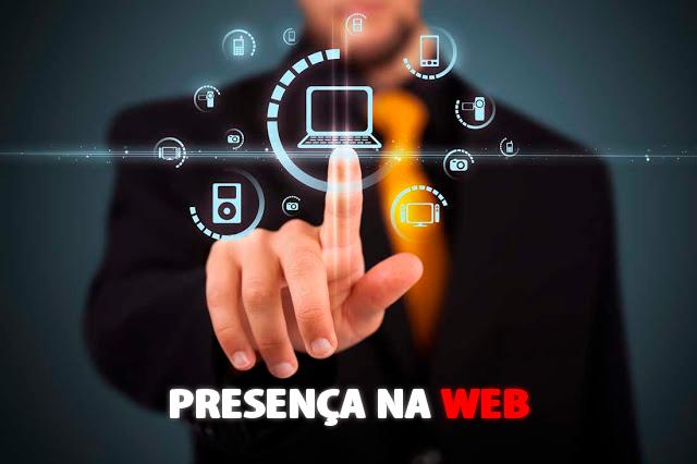 Presença na Web