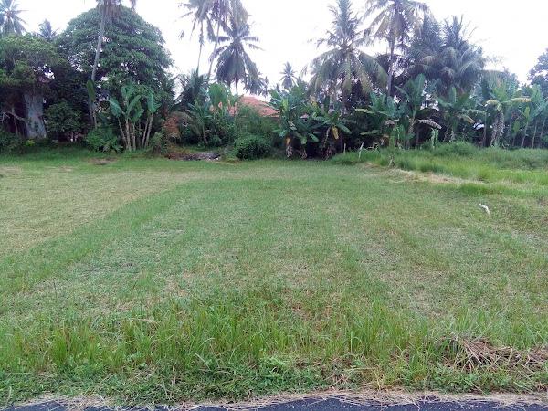 Lawatan Tapak Bina Rumah Tanah Sendiri di Kota Jembal Kelantan